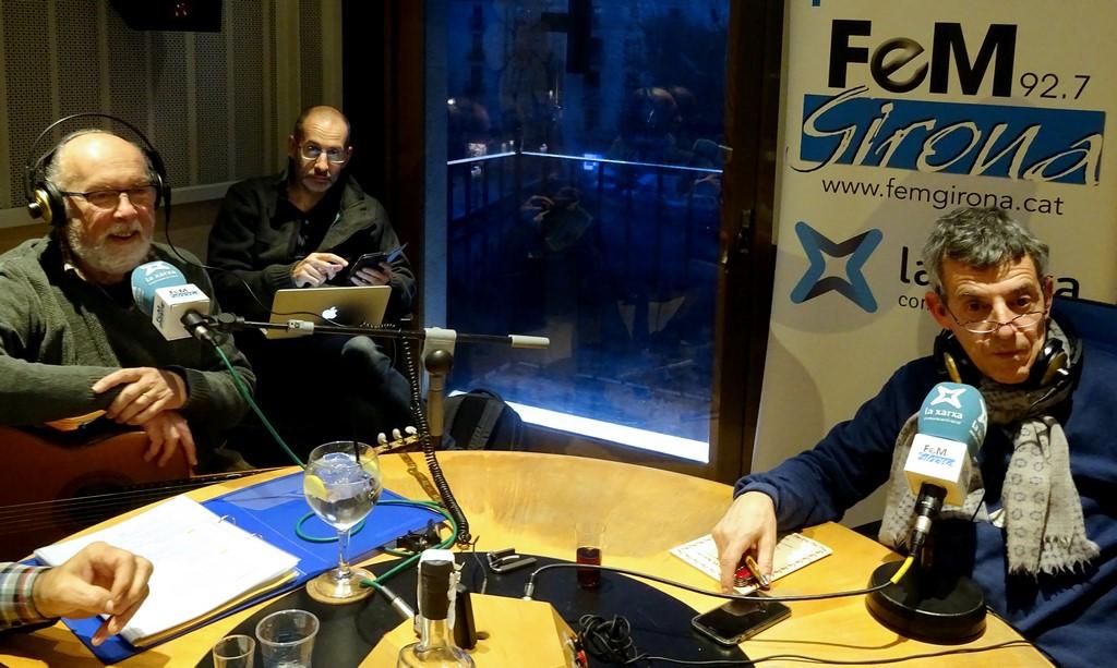 Francesc a Radio Girona