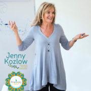 Jenny Kozloz Curso Preofesionales perinatal