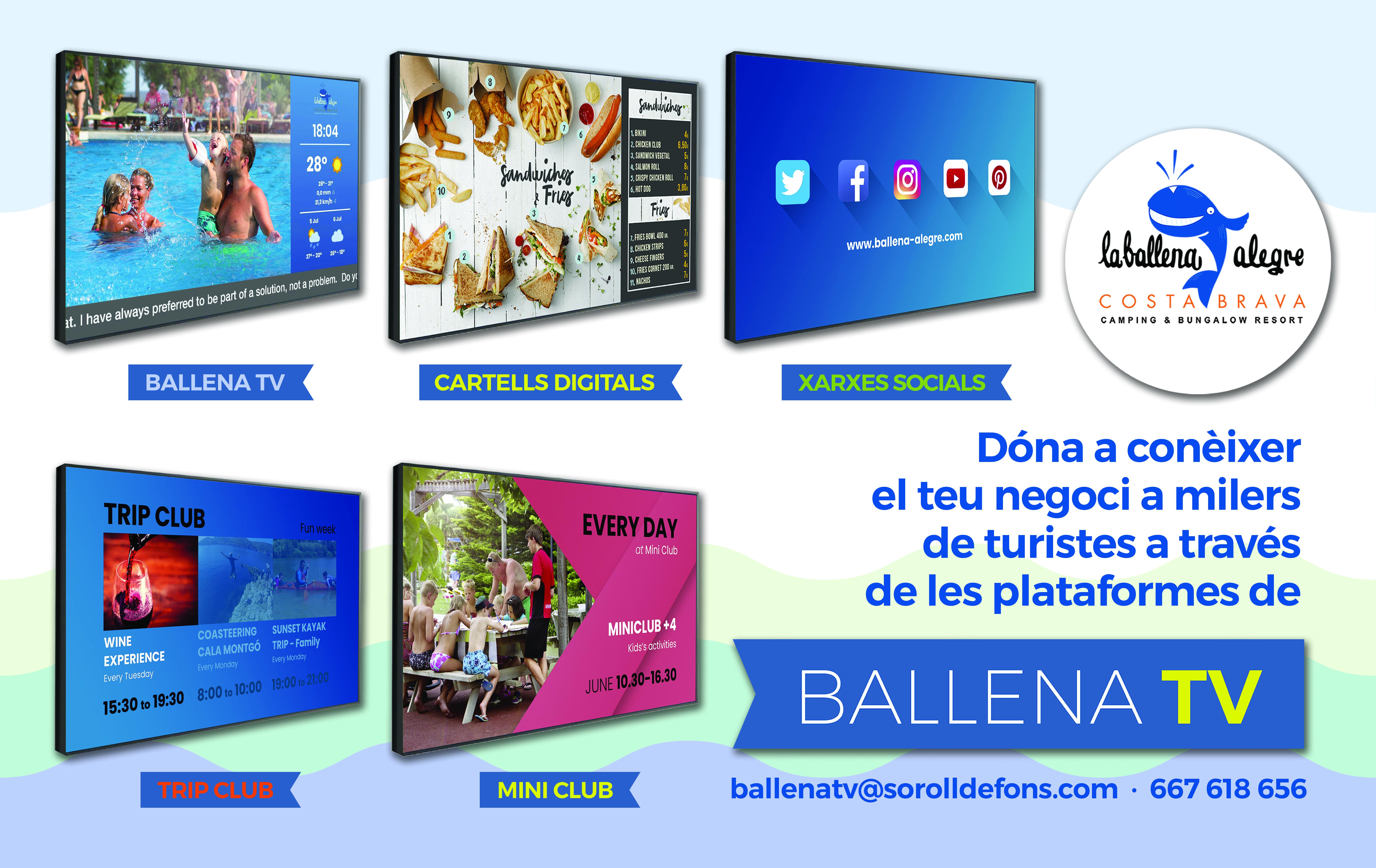 Ballena TV_ Hora Nova